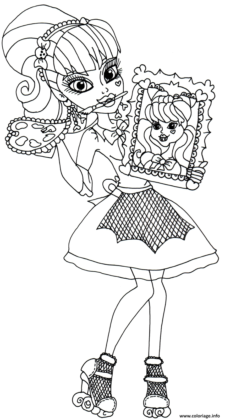 Dessin art 146 Coloriage Gratuit à Imprimer