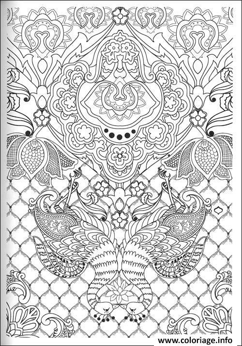 Coloriage Art Therapie 37 Dessin Art Therapie à imprimer