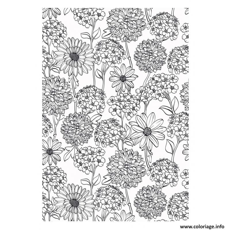 Coloriage art therapie 53 dessin - Coloriage therapie ...