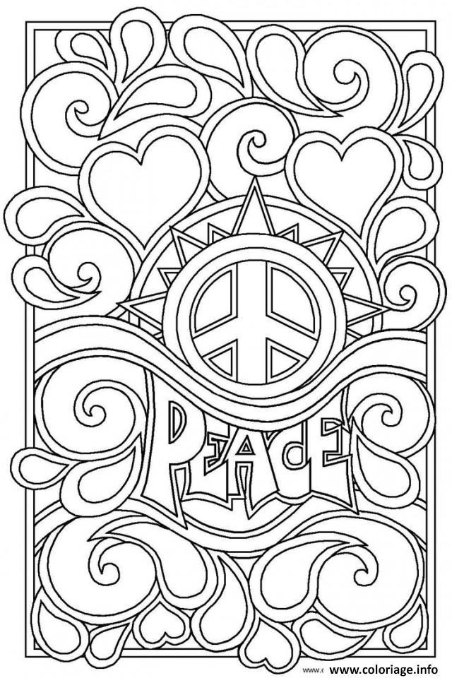 Dessin art 142 Coloriage Gratuit à Imprimer