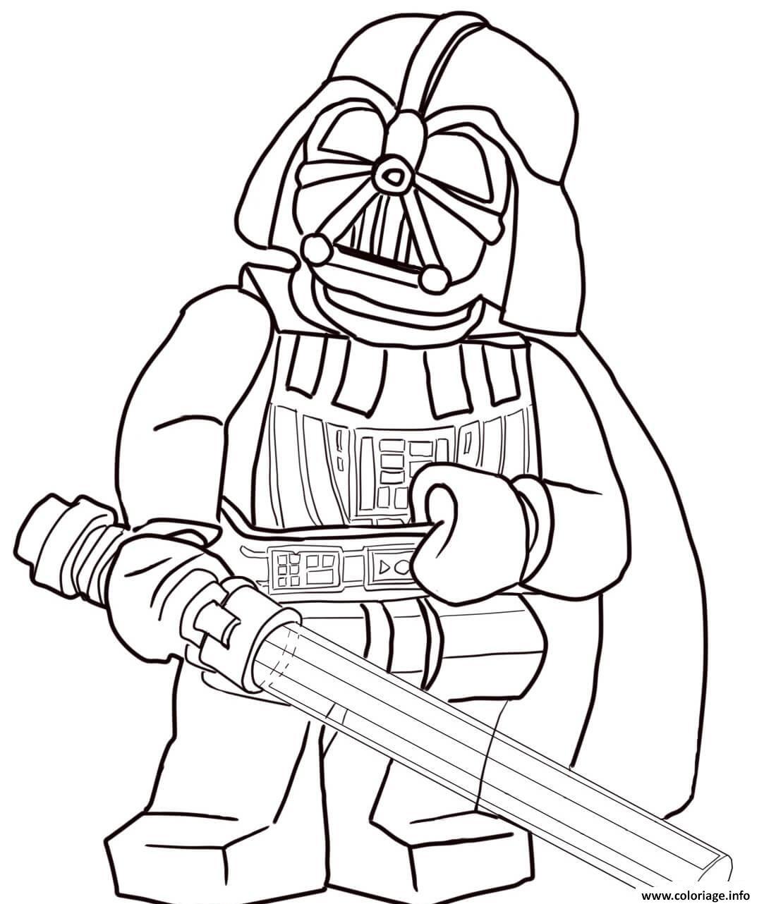 Coloriage lego star wars darth vader dessin - Star wars a imprimer gratuit ...