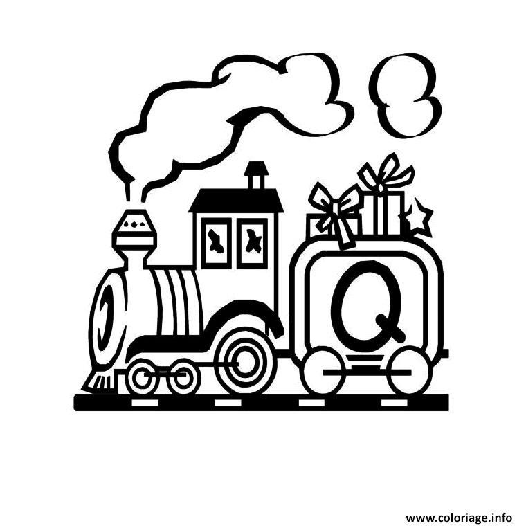 Dessin train playmobil Coloriage Gratuit à Imprimer