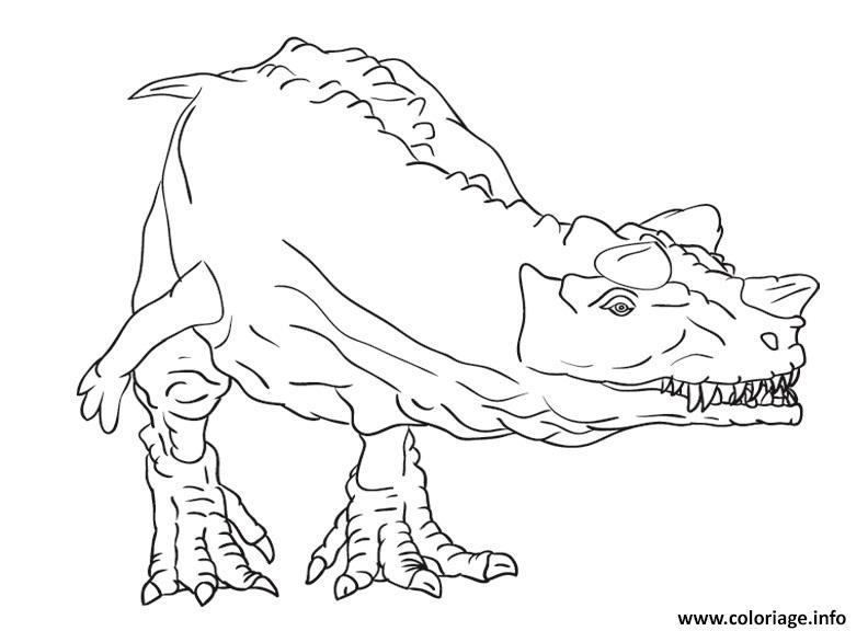Coloriage dinosaure 134 - Dessin de dinosaure a imprimer ...