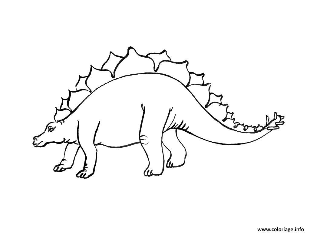 Coloriage Dinosaure 89 Jecolorie Com