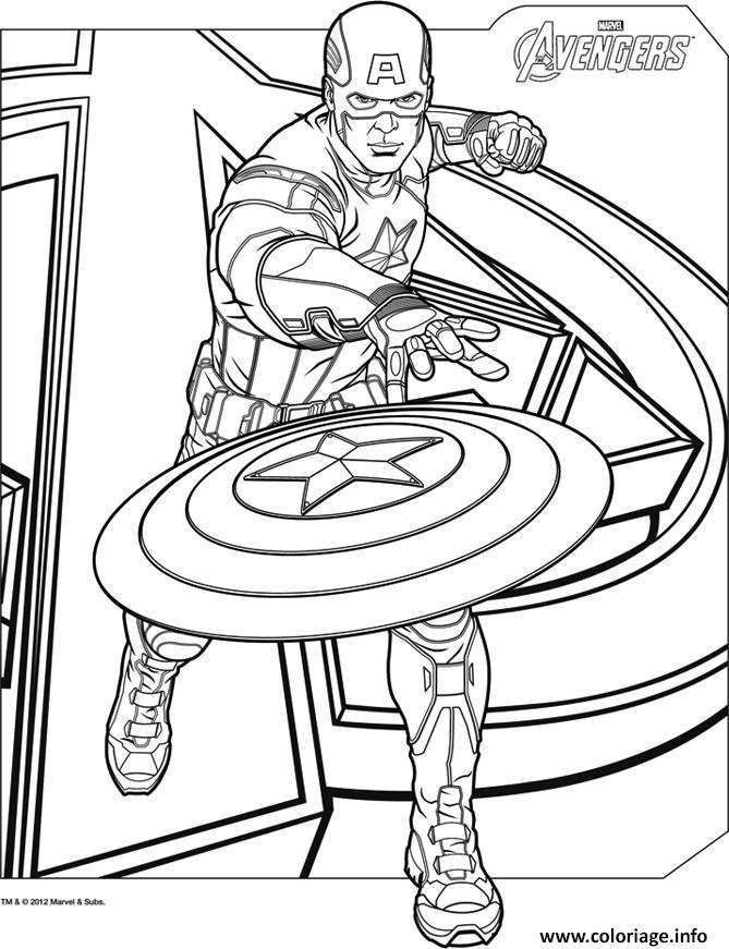 avengers iron man 3 coloriage
