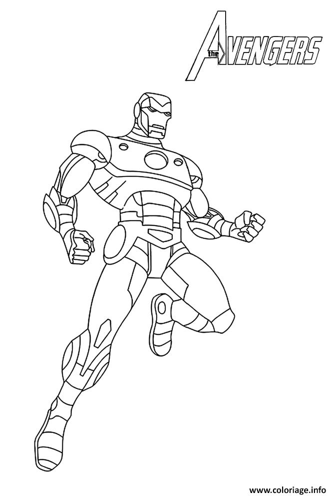 Coloriage avengers 99 dessin - Coloriages a colorier ...