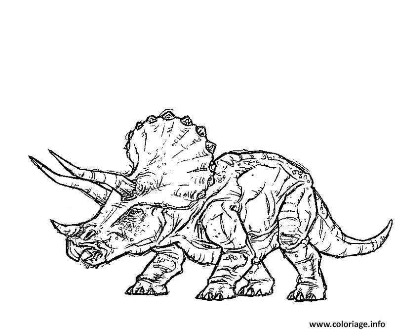 Coloriage Jurassic Park 23 Dessin Jurassic World Park à ...