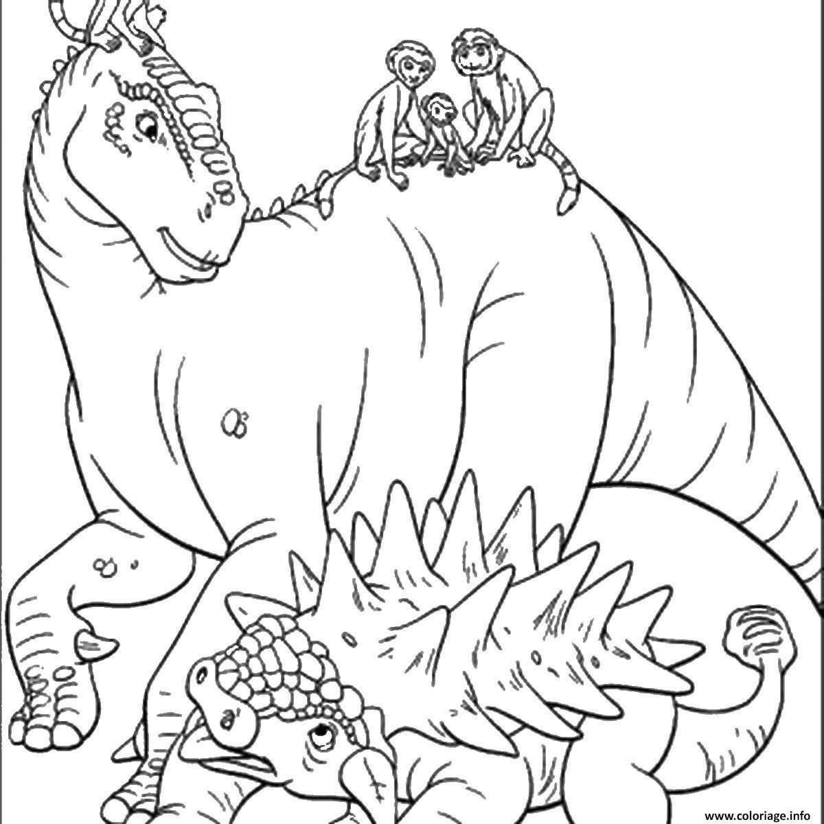 Coloriage jurassic park 37 - Jurassic park gratuit ...