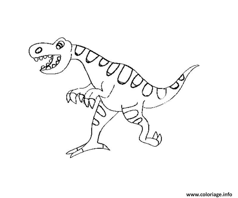 Coloriage petit dinosaure jurassic park 29 - Jurassic park gratuit ...