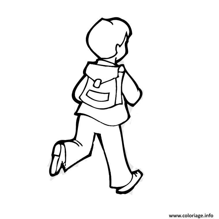 Coloriage rentree des classes maternelle dessin - Coloriage rentree des classes ...