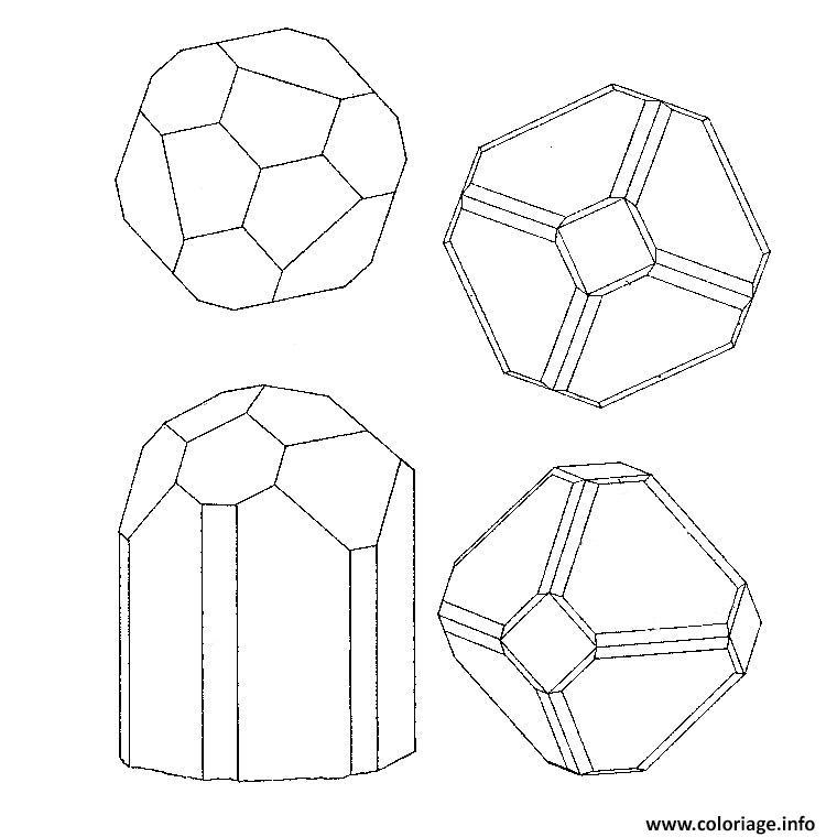 Coloriage formes geometriques maternelle dessin - Coloriage geometrique ...