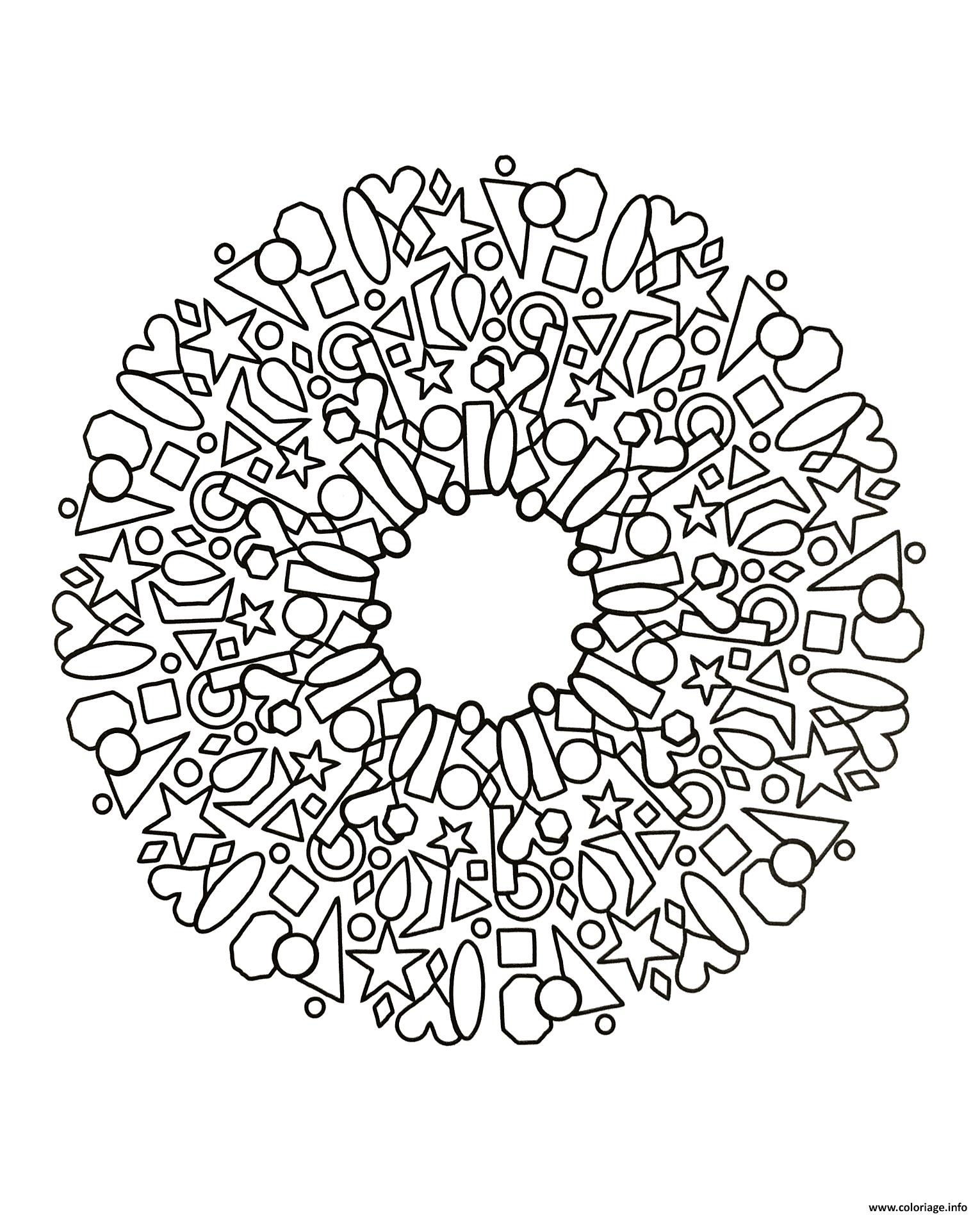 Coloriage mandalas a telecharger gratuitement 24 dessin - Mandala a imprimer gratuit ...