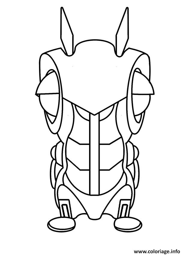 Coloriage slugterra roboslug dessin - Des dessin a imprimer gratuit ...