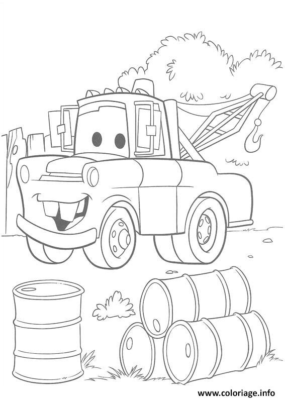 Coloriage flash mcqueen martin depanneuse dessin - Flash mcqueen film gratuit ...