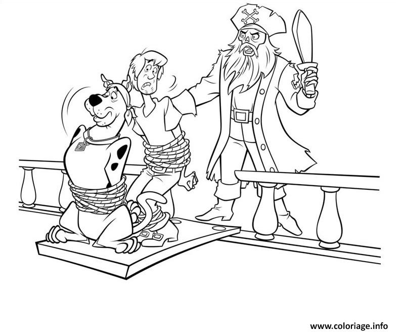 Coloriage Scooby Doo 249 Jecolorie Com