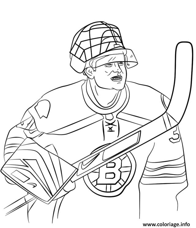 Распечатать раскраски хоккей нхл
