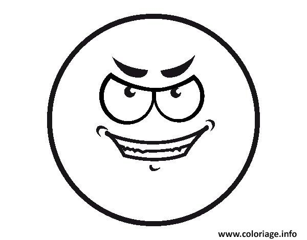 Coloriage Smiley.Coloriage Emoji A Imprimer