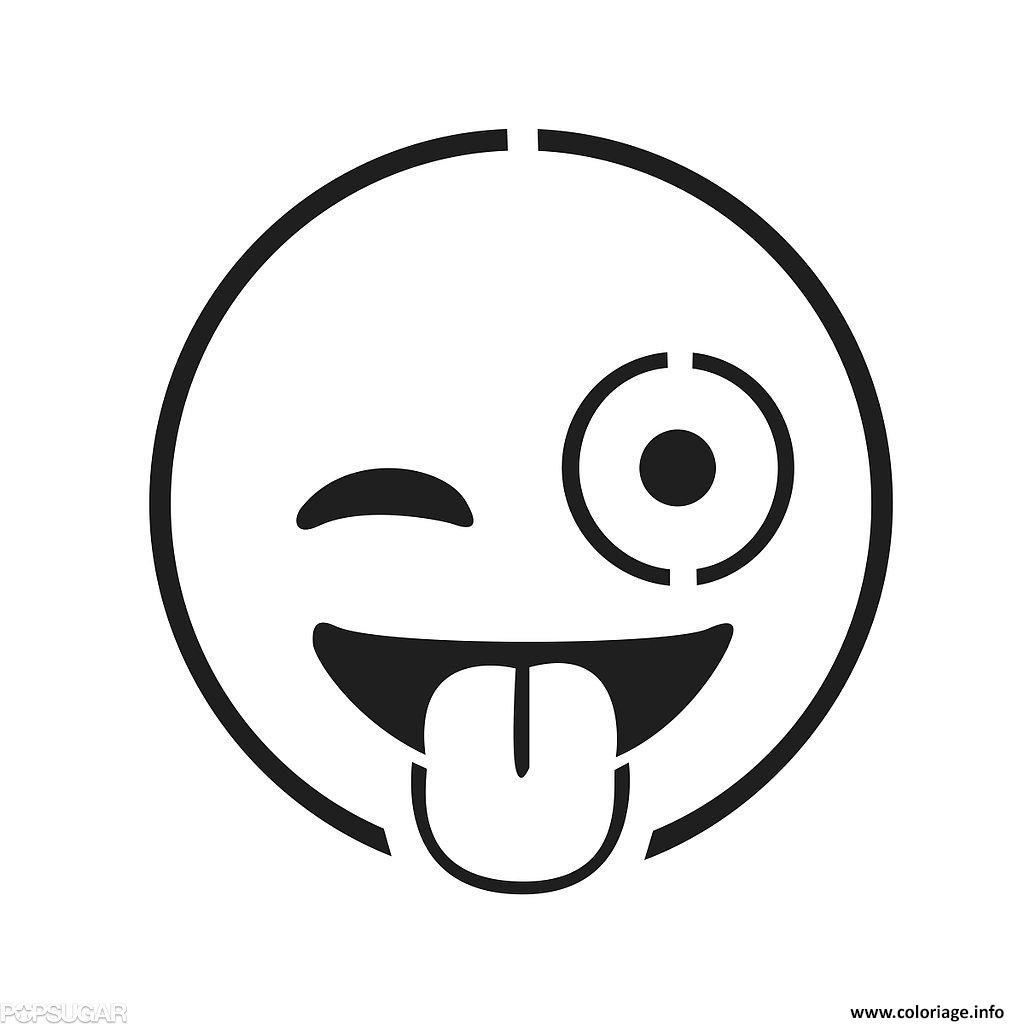 Coloriage emoji faces dessin - Grand dessin a colorier ...