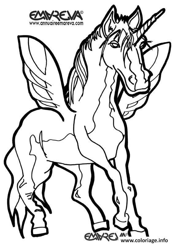 Coloriage licorne dessin mignon 45 dessin - Jeux de mignon gratuit ...