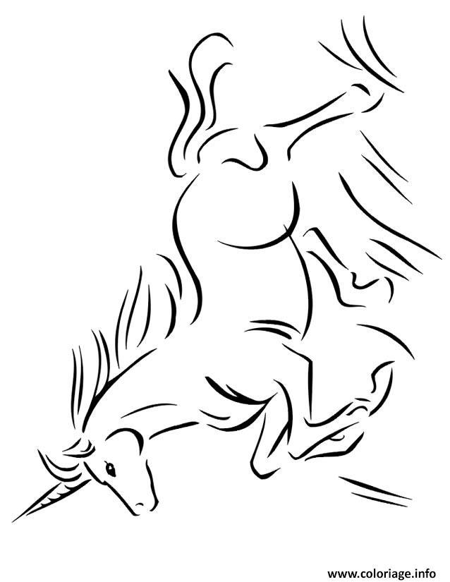 Coloriage licorne dessin mignon 65 dessin - Jeux de mignon gratuit ...