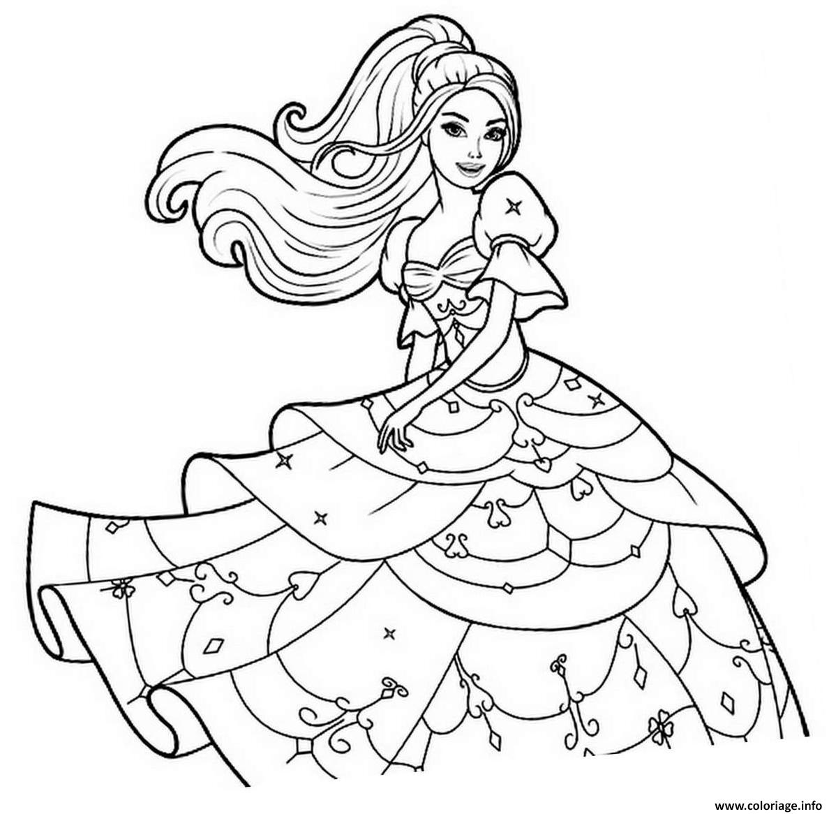 Favori Coloriage Disney Princesse 148 dessin DQ53
