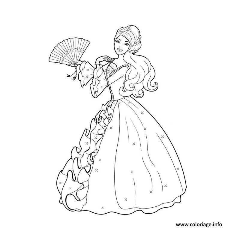 Coloriage Disney Princesse 69 Dessin