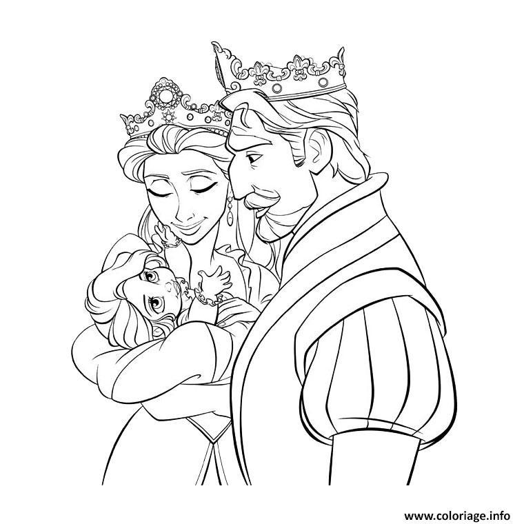 Coloriage la reine des neiges bebe princesse 172 dessin - Dessiner princesse disney ...