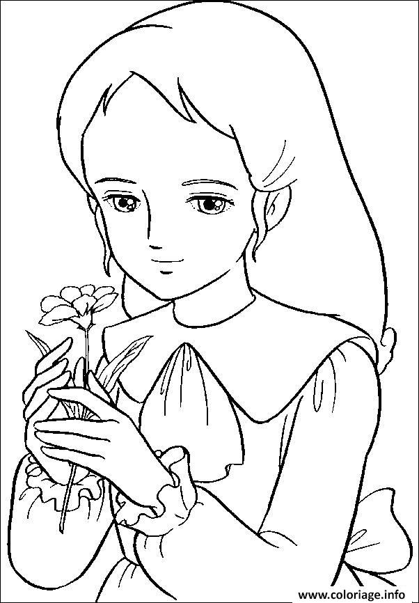 Coloriage princesse sarah 141 dessin - Coloriage de princesse en ligne ...