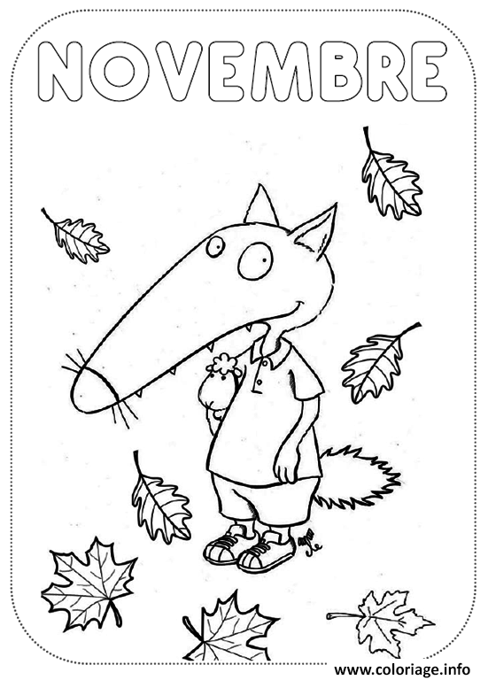 Coloriage novembre my blog - Moustaches maternelle ...