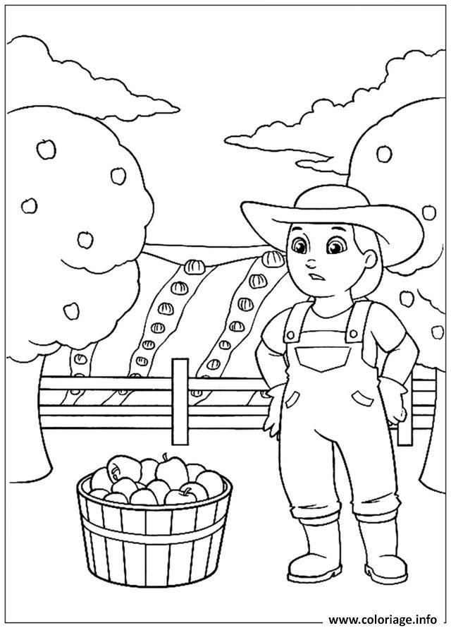 Coloriage Pat Patrouille Le Plein De Pommes Dessin