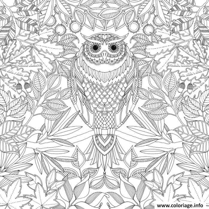 Coloriage Anti Stress Animaux A Imprimer Gratuit.Coloriage Anti Stress Animaux 2 Jecolorie Com