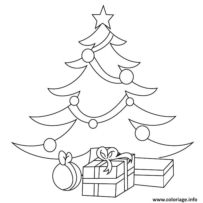 coloriage sapin de noel 33 dessin. Black Bedroom Furniture Sets. Home Design Ideas