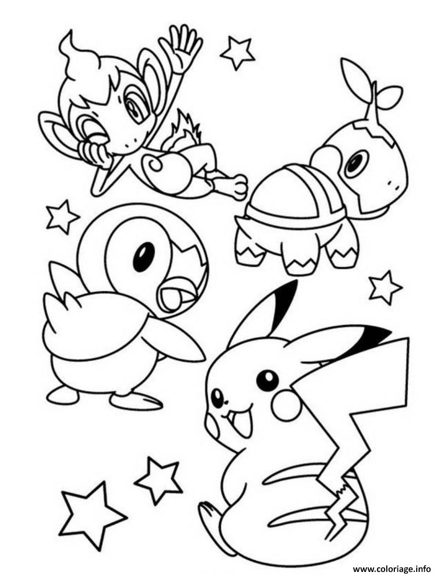 Coloriage cute pokemon pikachu s0e7f dessin for Pikachu coloring page