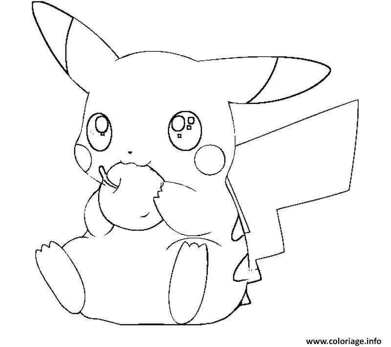 Pikachu Dessin Swag
