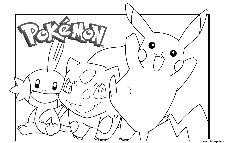 Coloriage pikachu 16 dessin - Pikachu a imprimer ...