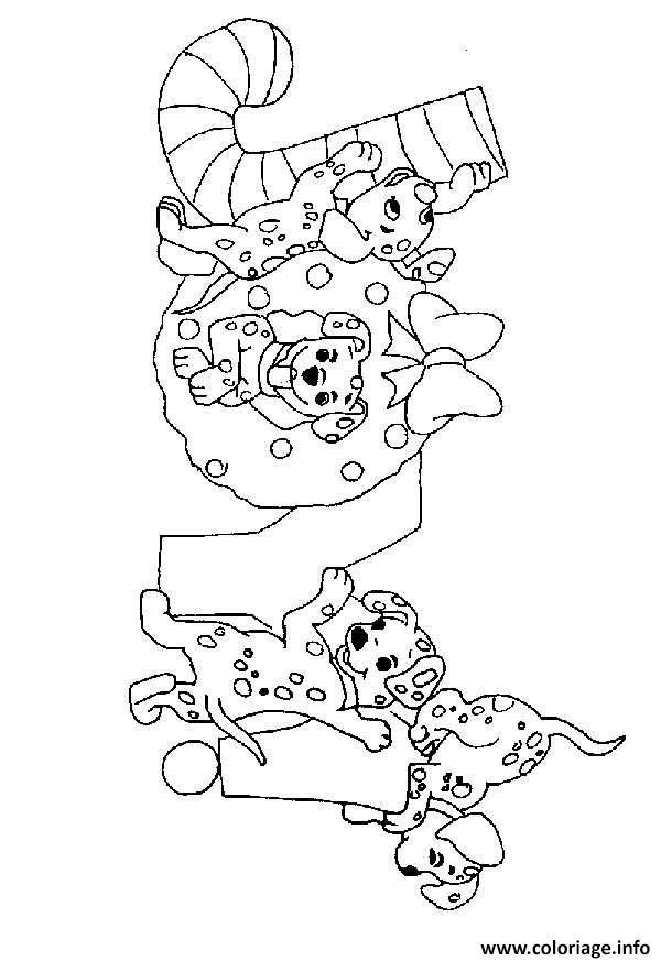 Coloriage disney noel facile 16 - Dessin a colorier noel disney ...