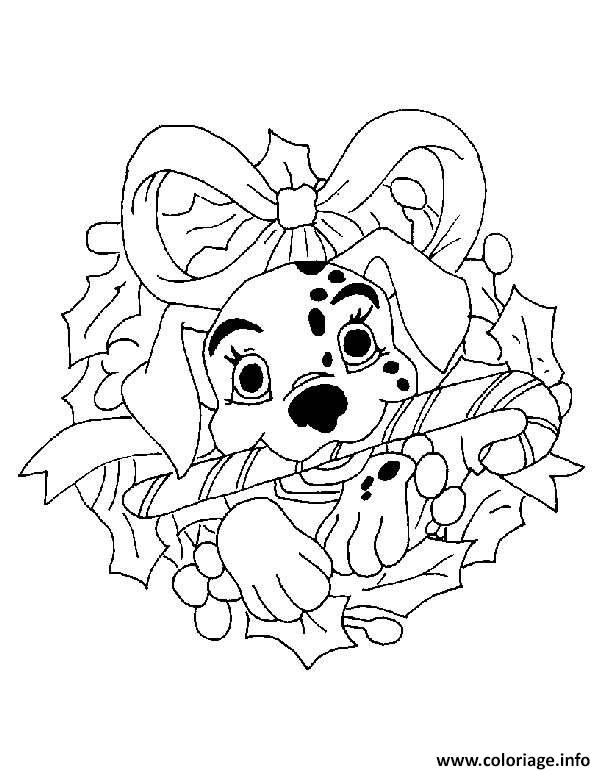 disney noel facile 17 coloriage