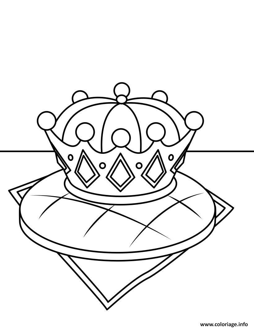 Coloriage galette des rois 3 dessin - Dessin sur galette des rois ...