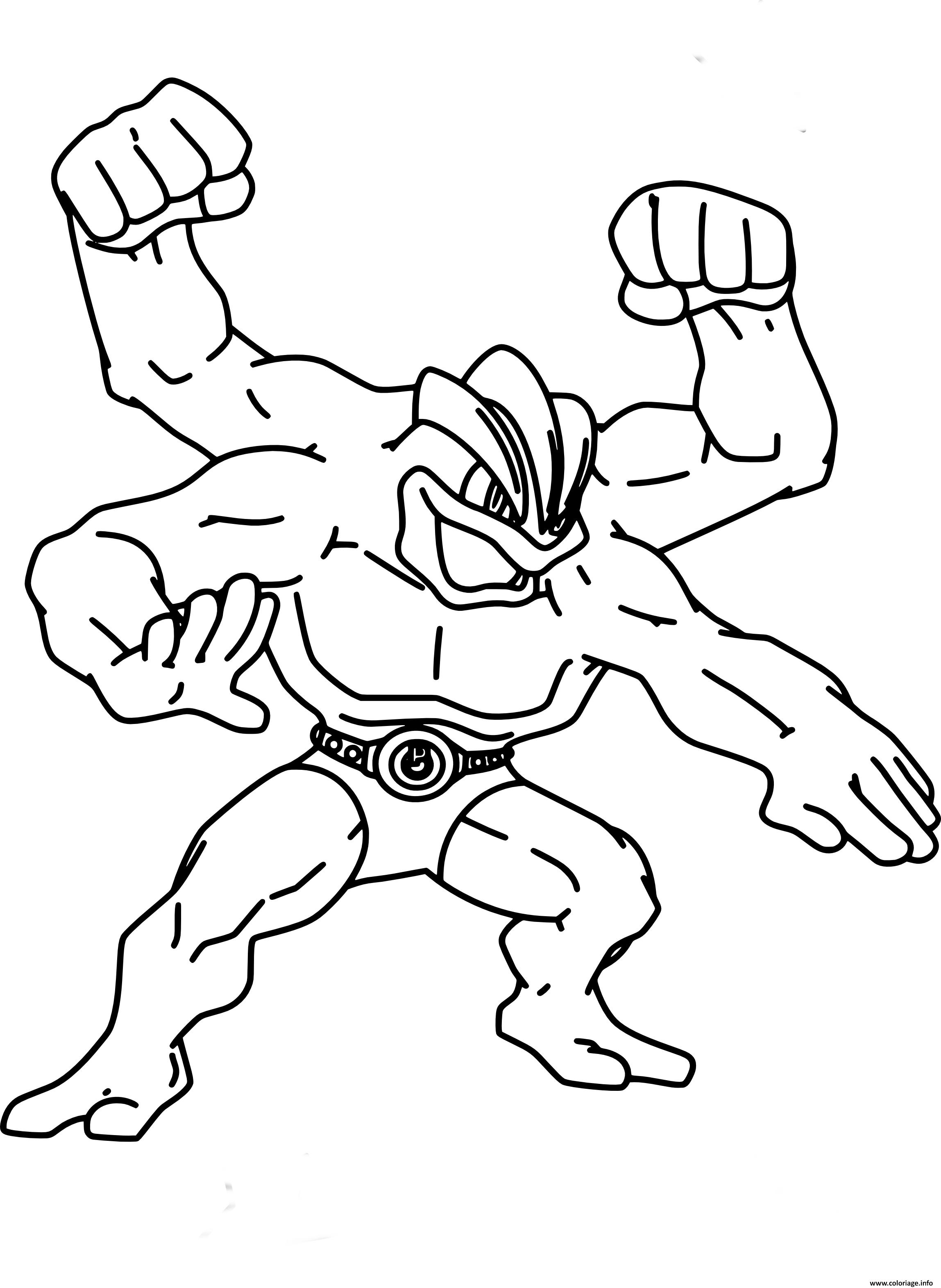 Frais Dessin A Imprimer Pokemon Raichu