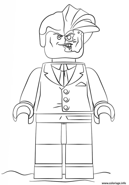 Coloriage lego batman double face dessin - Dessin a imprimer batman ...