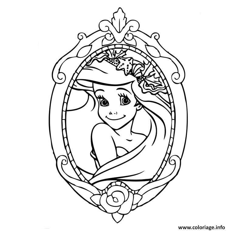 Coloriage ariel bebe dessin - Dessine gratuit ...