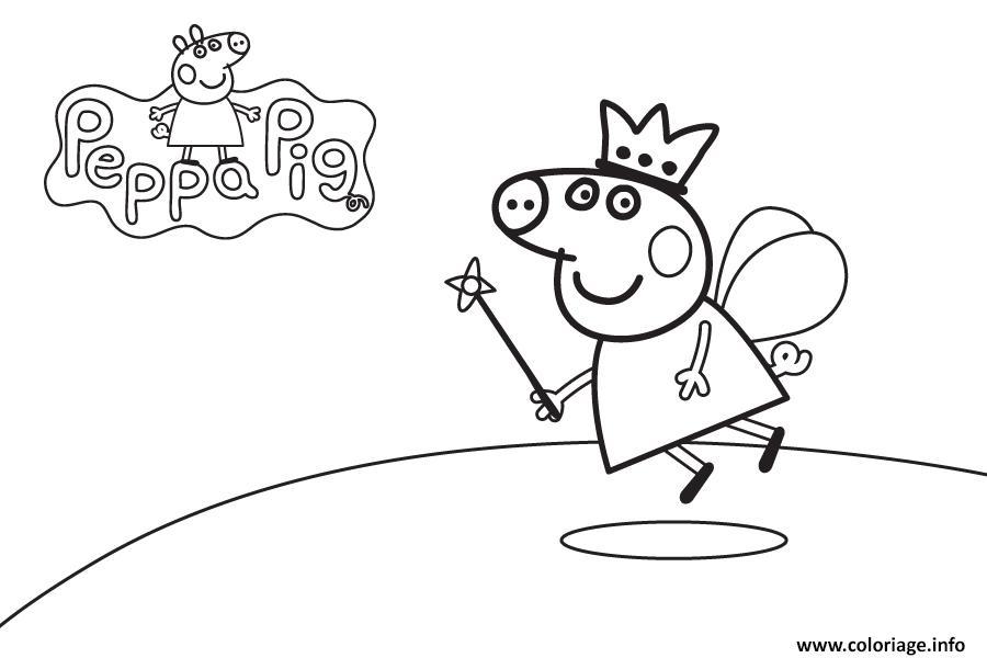 Dessin peppa pig 66 Coloriage Gratuit à Imprimer