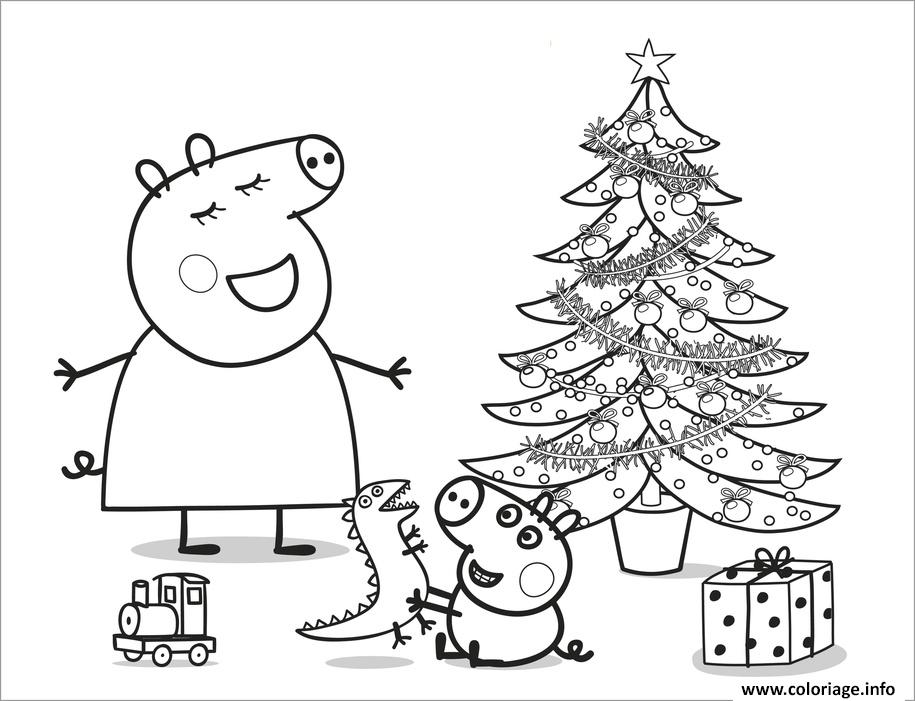 Coloriage Peppa Pig 31 Dessin