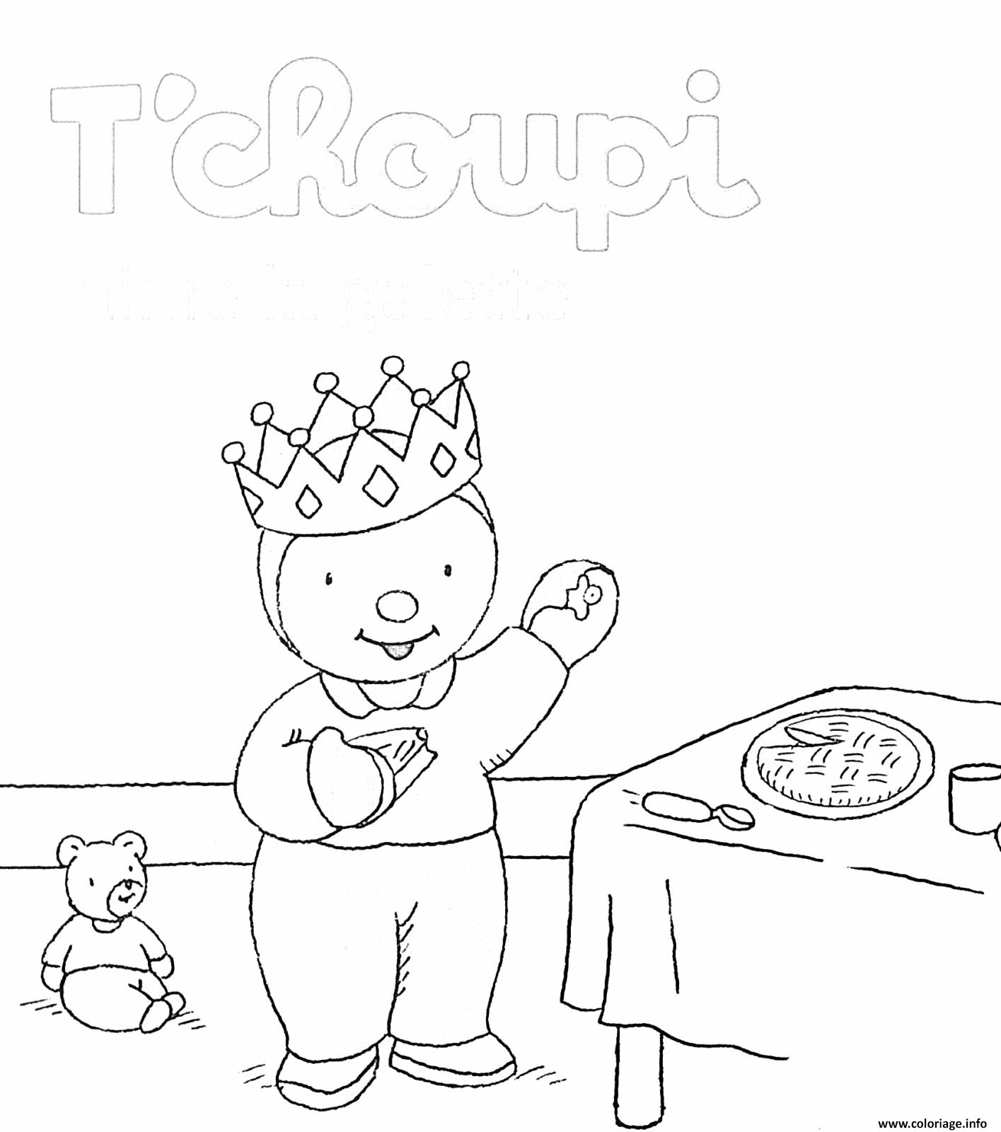 Coloriage tchoupi 225 dessin - Coloriage tchoupi imprimer ...