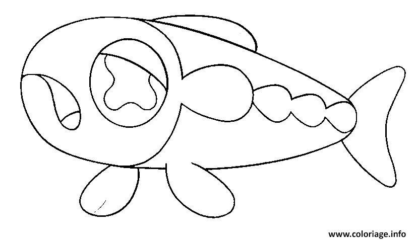 Dessin Froussardine  forme solitaire pokemon soleil lune Coloriage Gratuit à Imprimer