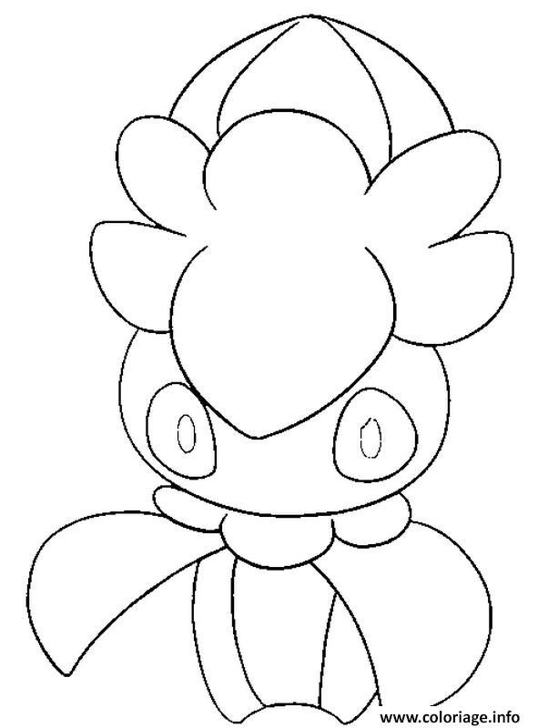Coloriage mimantis pokemon soleil lune - Coloriage pokemon lune ...