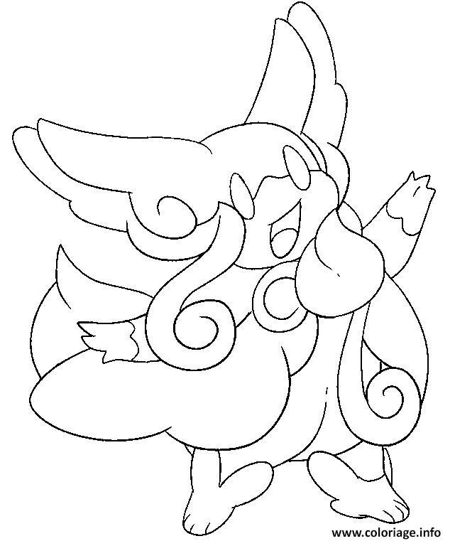 Pokemon Mewtwo Kleurplaat Coloriage Pokemon Mega Evolution Nanmeouie Dessin