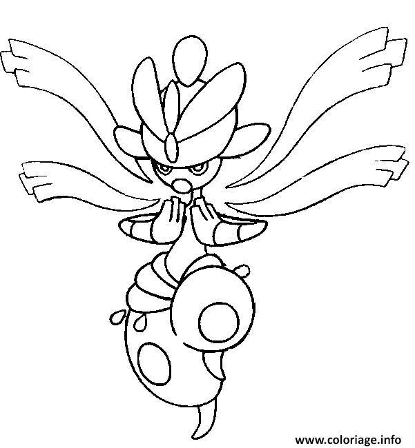 Coloriage Pokemon Mega Evolution Charmina Jecolorie Com