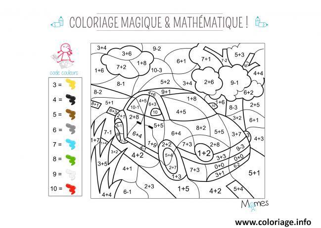 Coloriage numerote my blog - Dessin numerote ...