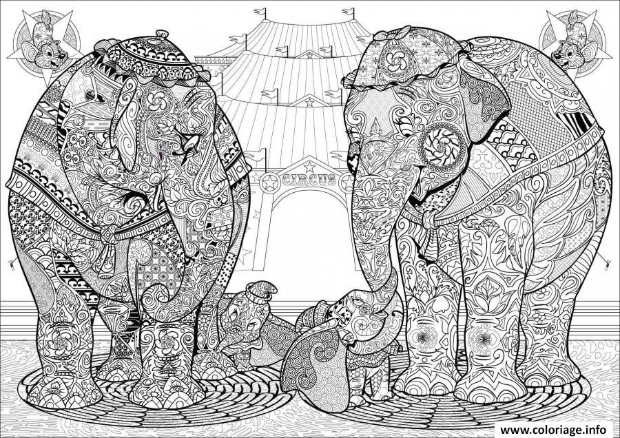 Coloriage Mandala Disney Art Therapie Adulte Le Bestiaire